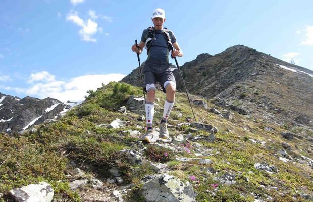 descente en trail