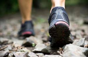 marcher ou courir en trail