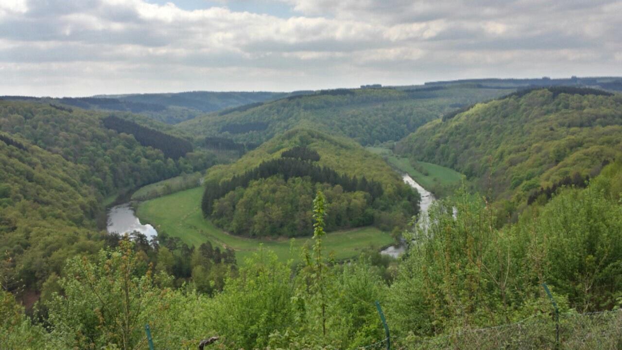 trail bouillonnante