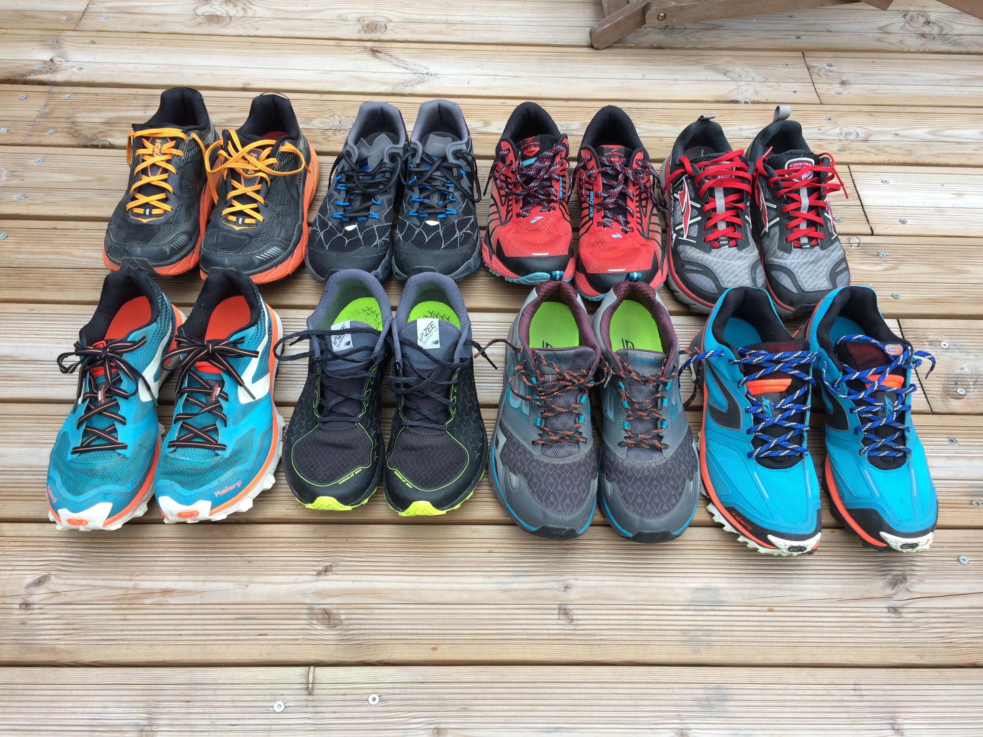 Comment choisir ses chaussures de trail. | TrailPRO