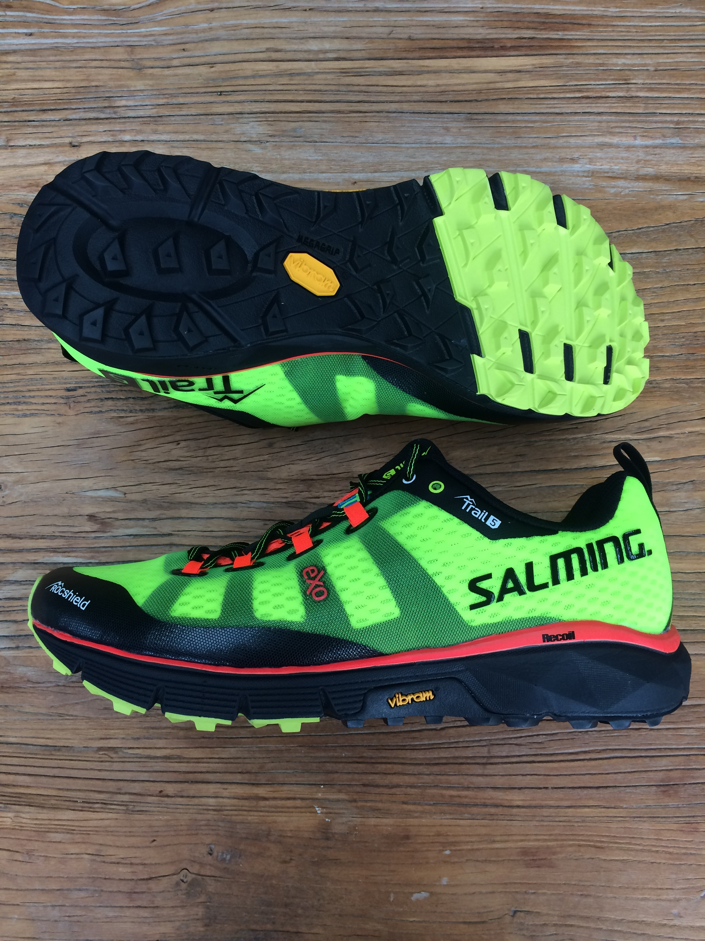 test chaussures : Salming TRAIL 5 | TrailPRO
